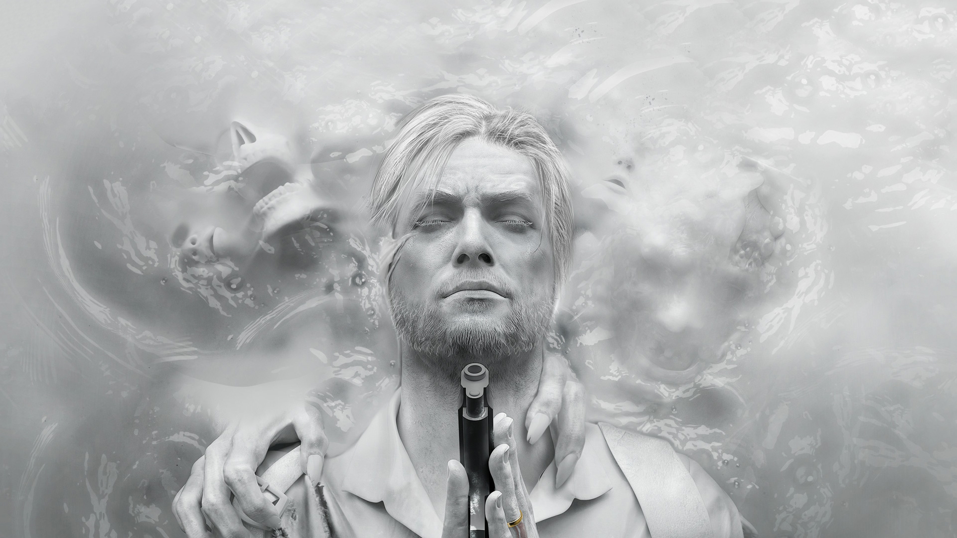 Bethesda Unwrapped The Evil Within 2 During Its E3 2017 Presentation Here Is A Great Custom PS4 Wallpaper For Any Fans Of Game